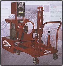 Stuska TrackMaster dynamometer